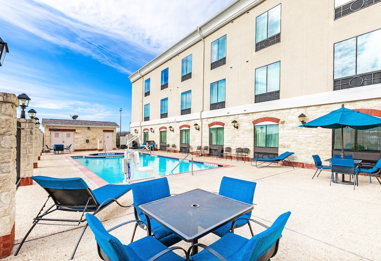 Holiday Inn Express & Suites Floresville, Floresville, Kolam