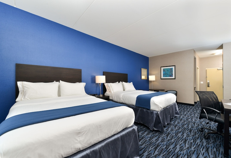 Holiday Inn Express Hotel & Suites Peekskill - Hudson Valley, Peekskill, Zimmer, 1Einzelbett, barrierefrei, Nichtraucher (Hearing), Zimmer