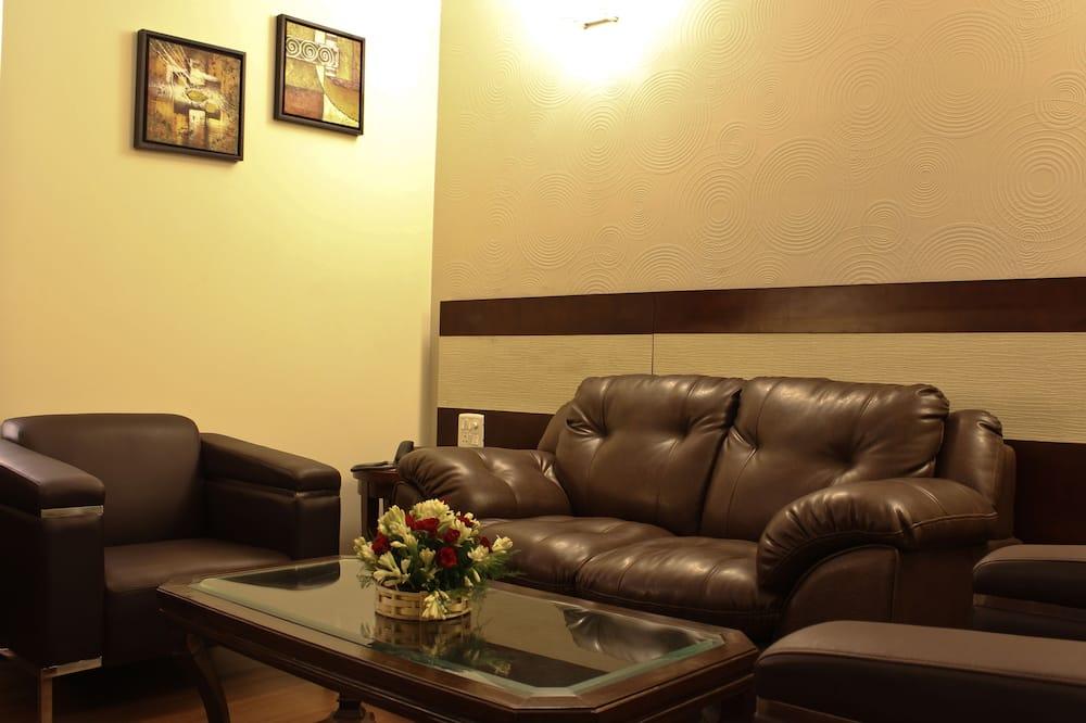 Club-Suite - Wohnzimmer