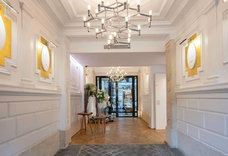 Hôtel Le 123 Sébastopol - Astotel, Parijs, Lobby