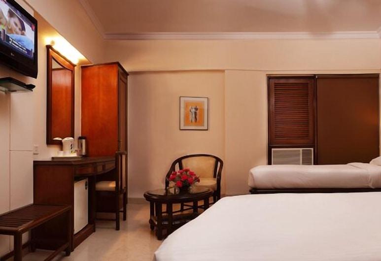 Hotel Royal Garden, Mumbai, Superior Room, Guest Room