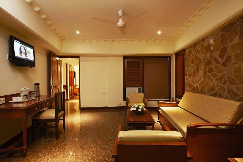 Suite - Sala de estar