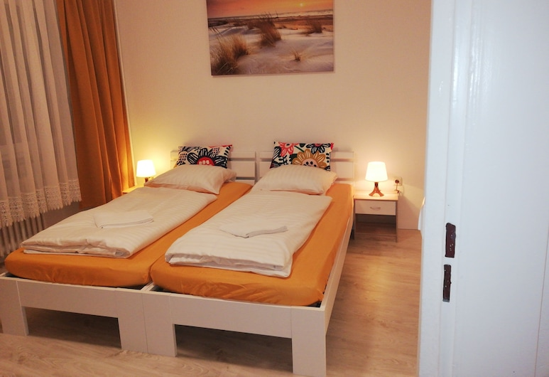 The Hostel, Hamburg, Comfort Apartment, 2 Twin Beds, Guest Room