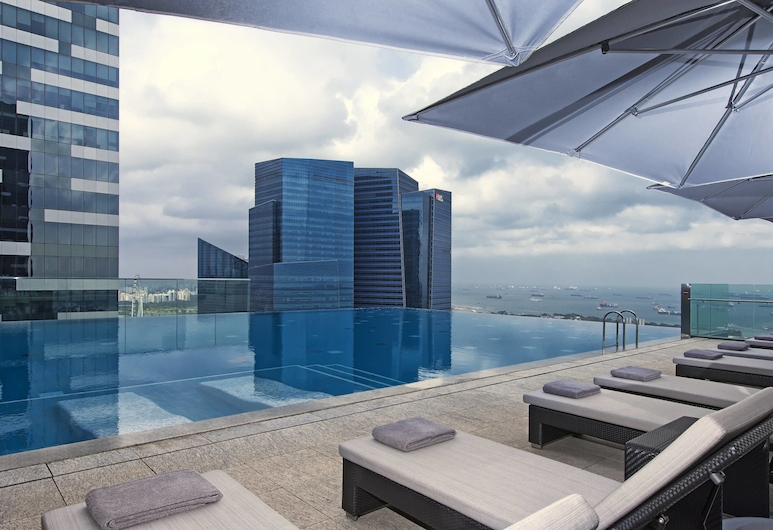 The Westin Singapore, Singapur, Infinity-Pool