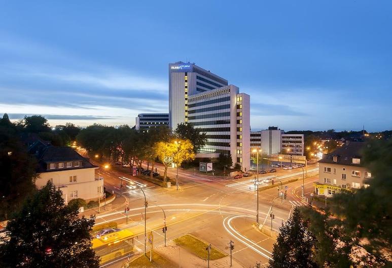 Webers - Das Hotel im RUHRTURM, Essen, Pokój dwuosobowy typu Business, Z widokiem na miasto