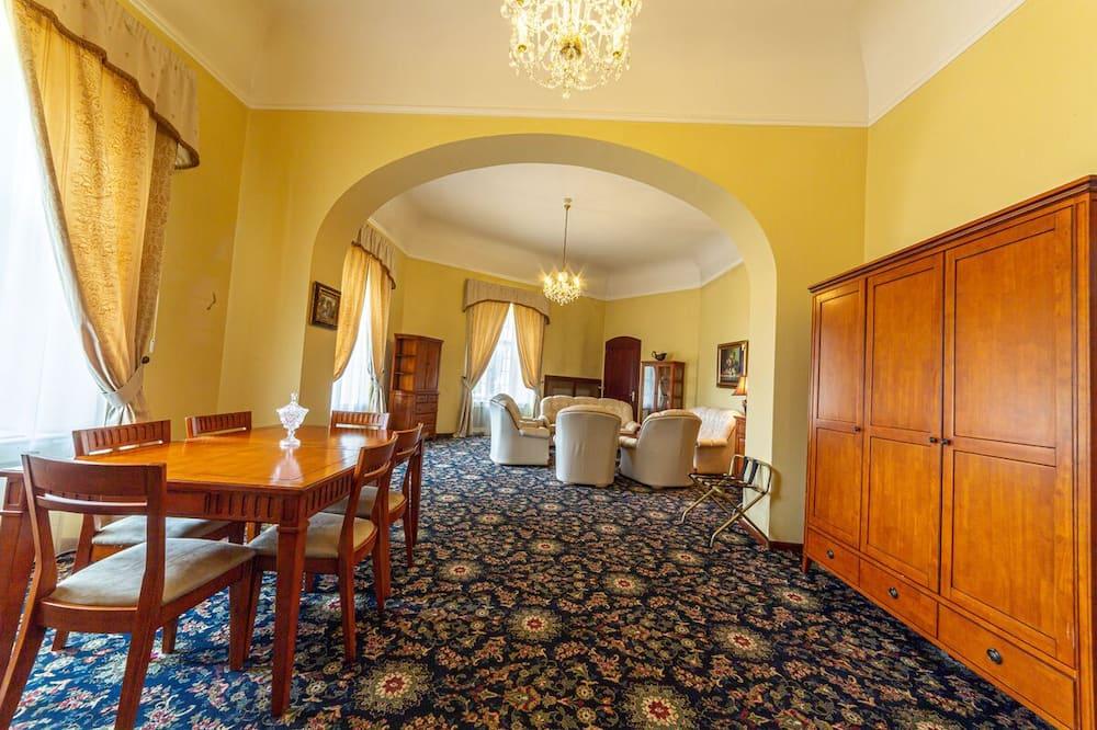 Appartamento familiare, 1 camera da letto - Area soggiorno