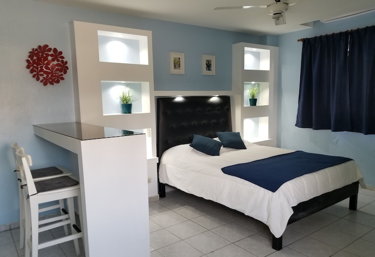 Hotel Esmeralda Guest House, Santo Domingo , Kamar Double Basic untuk 1 Orang, 1 kamar tidur, Kamar Tamu