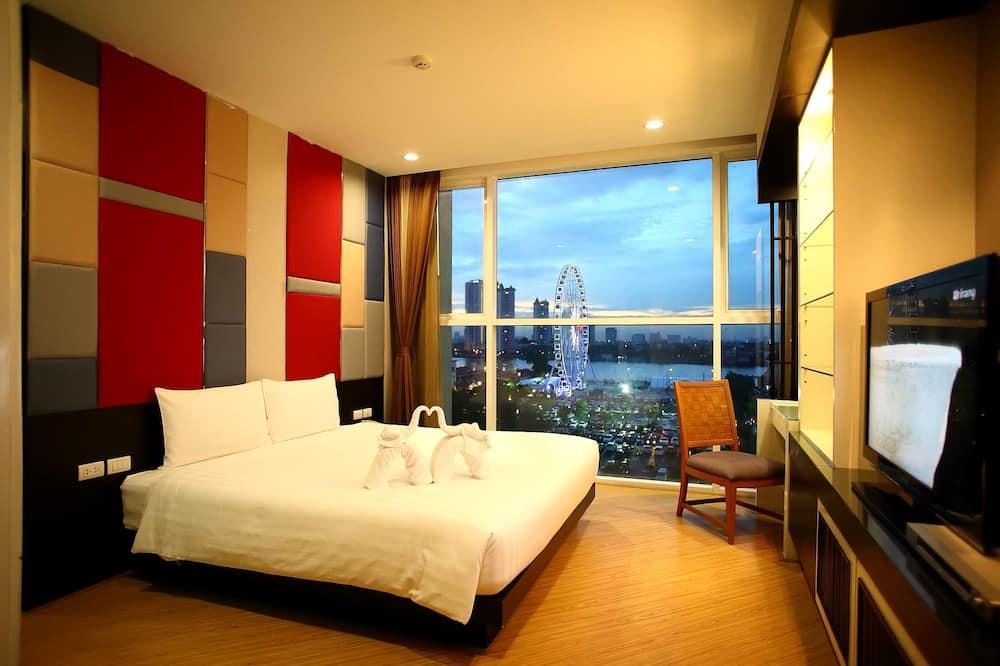 Junior-suite - 1 soveværelse - byudsigt - Værelse