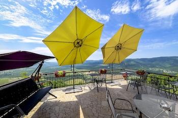 Bild vom Villa Borgo B&B in Motovun
