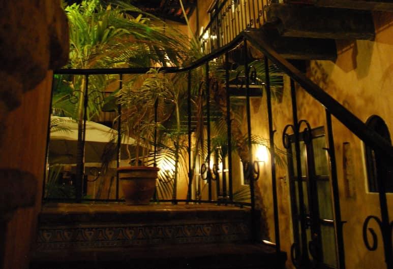 貝亞特里奧酒店, 聖多明哥, 住宿範圍