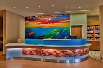 תמונה של SpringHill Suites Anaheim Maingate באנהיים