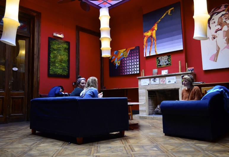 Art Factory, Buenos Aires, Lobby-Lounge