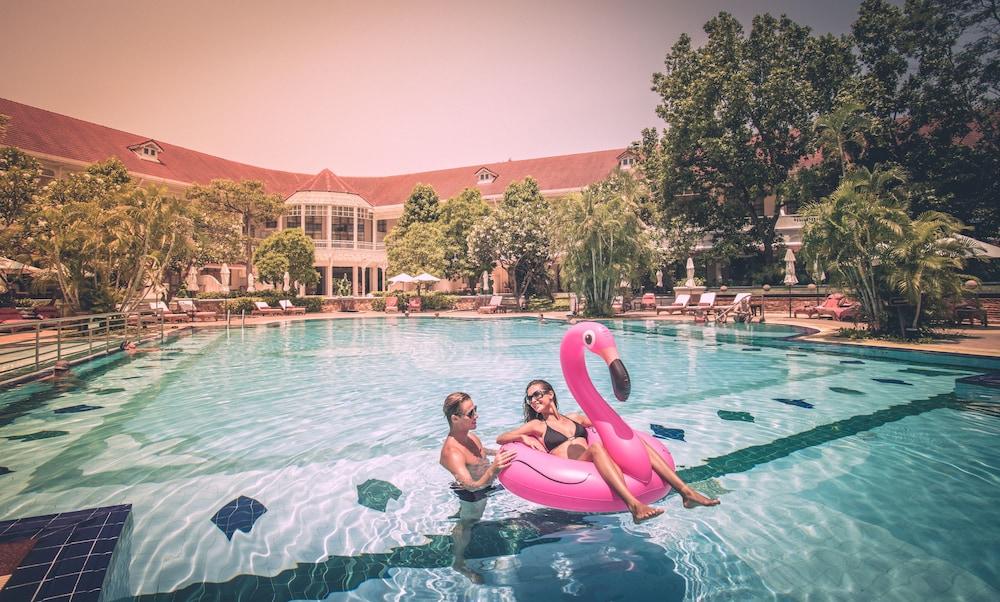 華欣中央廣場別墅飯店, 華欣, 室外游泳池
