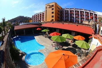Φωτογραφία του Hotel Real de Minas Guanajuato, Guanajuato