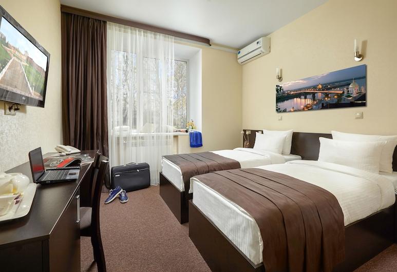 Atlantic Hotel, Nizhny Novgorod, Superior Room (First Class), Bilik Tamu