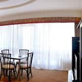 Családi négágyas szoba - Nappali