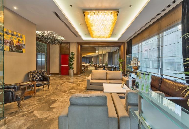 Istanbul Dora Hotel, Istanbul, Khu phòng khách tại tiền sảnh