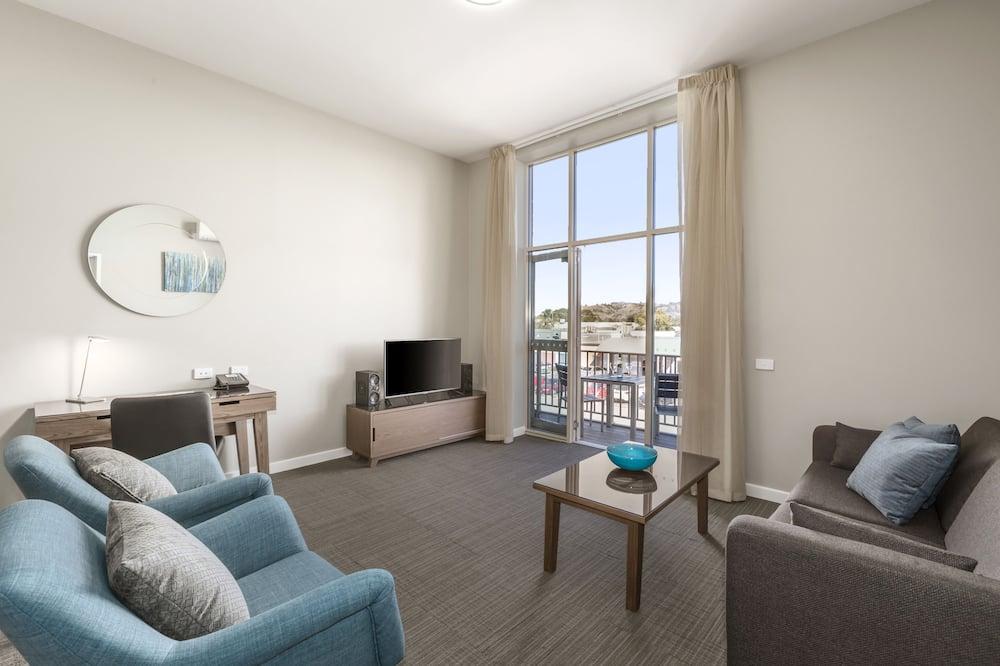 Standard-huoneisto, 1 makuuhuone - Oleskelualue