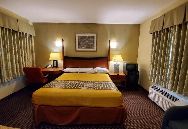 Budget Inn Williamsport, Williamsport, Room, 1 Katil Raja (King), Non Smoking, Bilik Tamu