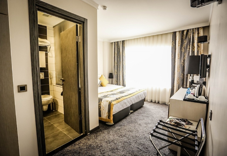 Koza 套房酒店, 安卡拉, 經濟雙人房, 1 間臥室, 吸煙房, 客房