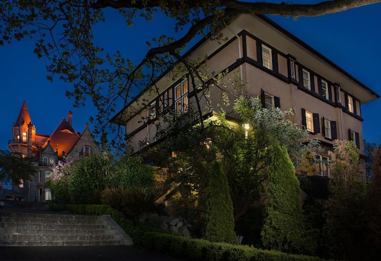 The Craigmyle, Victoria, Suite superior, 1 cama King size con sofá cama (Castle), Fachada del hotel de noche