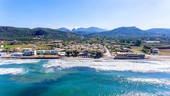 ภาพ Azure Beach ใน Kissamos
