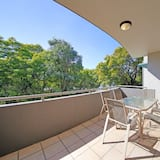 Two Bedroom Apartment with Study - Balcony