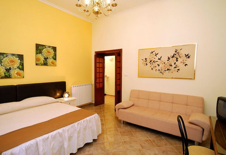 Guesthouse Castle di Vittorio, Rome, Triple Room, Guest Room