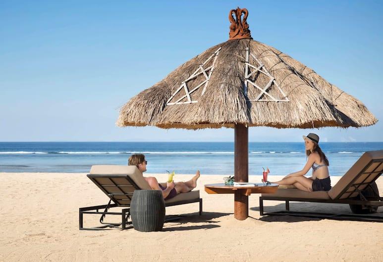 Sofitel Bali Nusa Dua Beach Resort, Nusa Dua, Beach