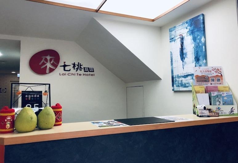 Lai Chi Te Hotel Tainan, Tainan, Reception