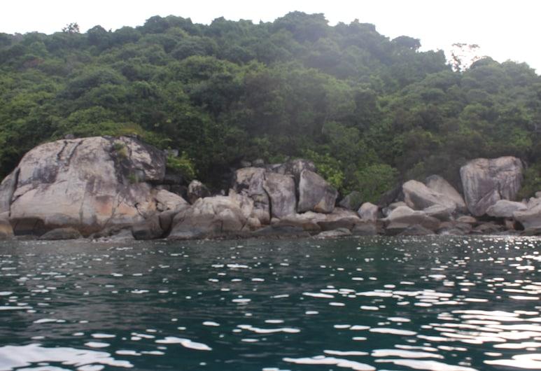 Homestay Bai Huong, האי שם, מרפסת שמש