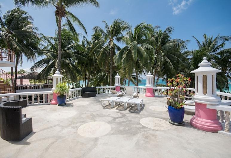 ニギ ニギ トゥー ビーチ リゾート, Boracay Island, テラス / パティオ