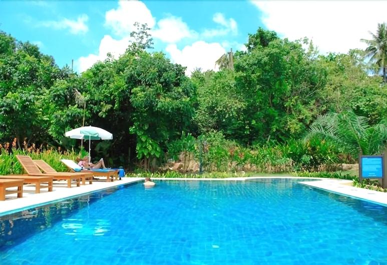 芭羅邁渡假村酒店, 蘇梅島, 室外泳池