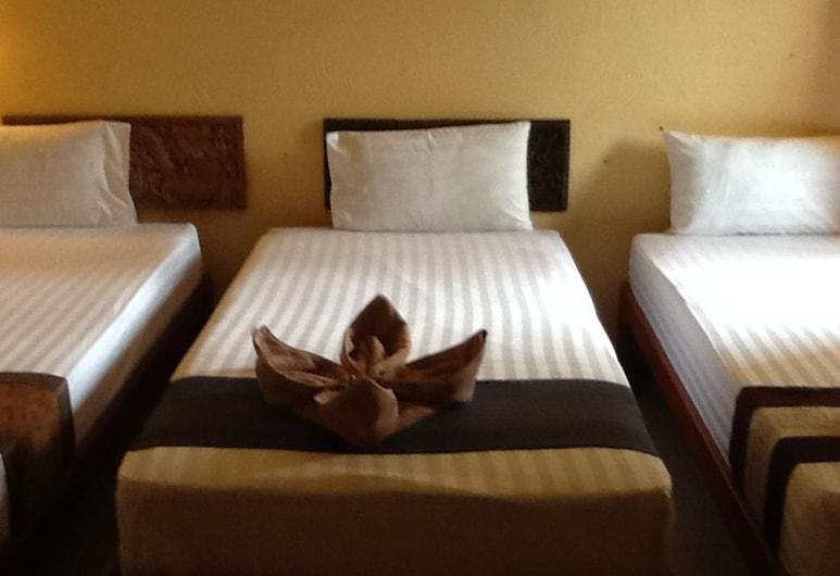 Samui Hostel, Ko Samui, Standard Triple Room, Bilik Tamu