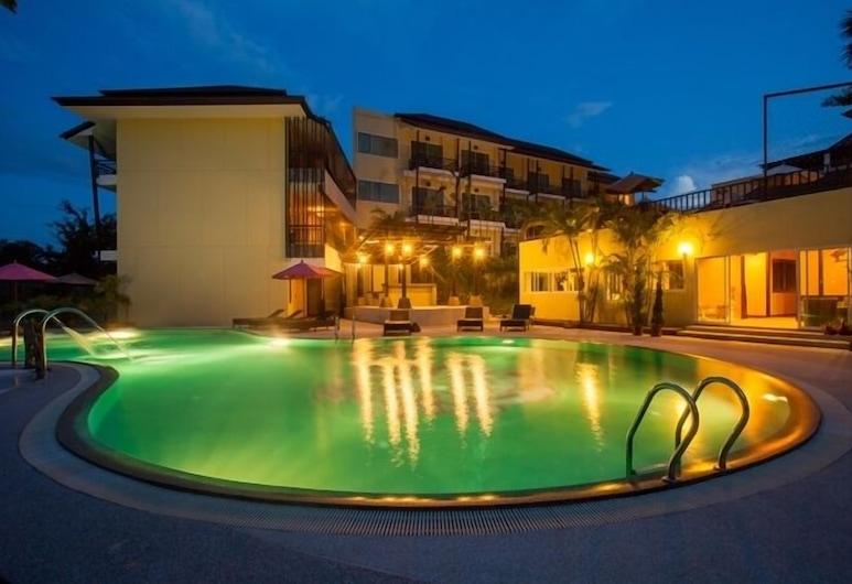 Mountain Creek Wellness Resort, Chiang Mai, Outdoor Pool