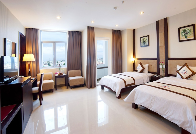 Hoang Sa Hotel, Da Nang, Luxury Double or Twin Room, Bilik Tamu