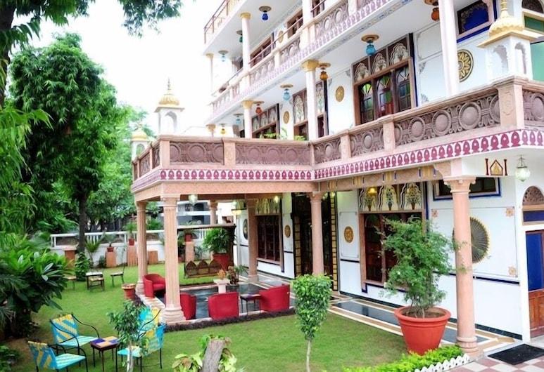 Hotel Vimal Heritage, Jaipur, Jardim