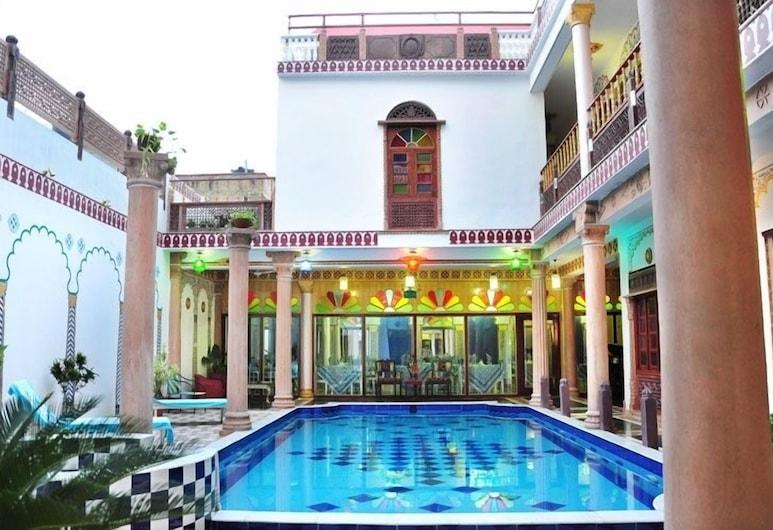 魏瑪威望酒店, 齋浦爾, 室外泳池