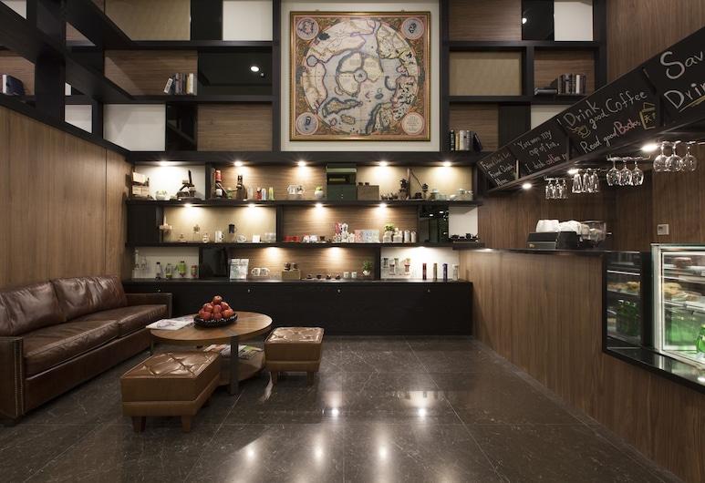 駿宇飯店, 台北市, 大廳休息區