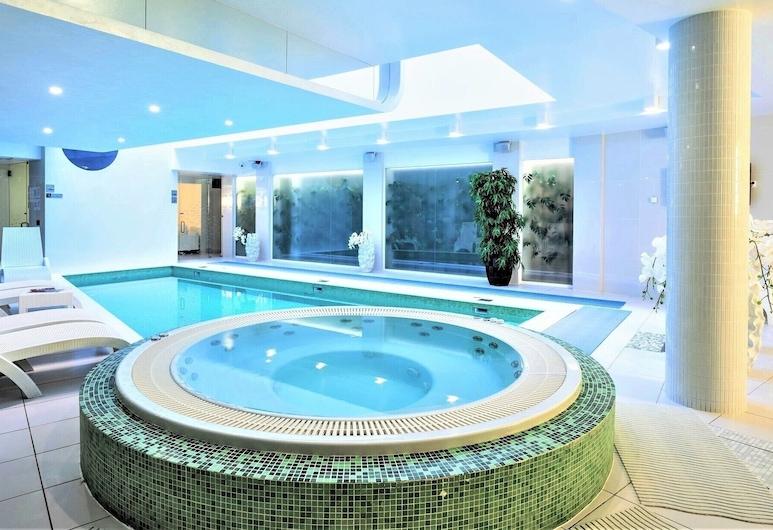 Wellton Centrum Hotel & Spa, Riga, Indoor Pool