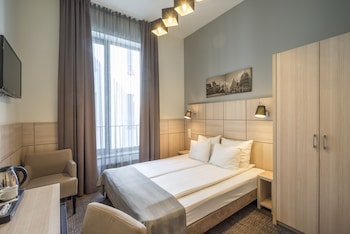 Foto del Wellton Centrum Hotel & Spa en Riga