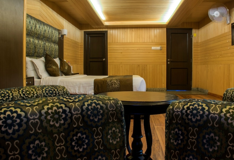 Hotel Pacific, Srinagar, Deluxe Double Room, Guest Room