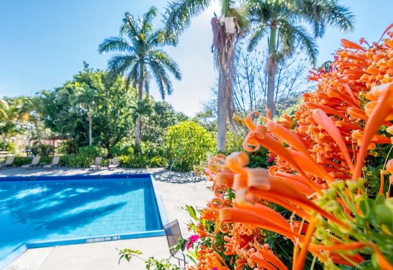 Hotel Colinas del Sol, אתנס, בריכה חיצונית
