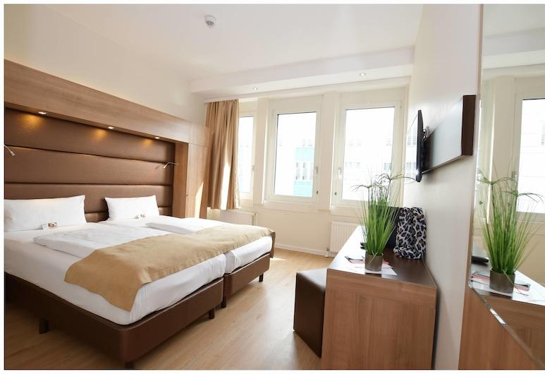 Motel Plus Berlin, Berlin, Kamar Double, ramah bagi penderita alergi, pemandangan kota, Kamar Tamu