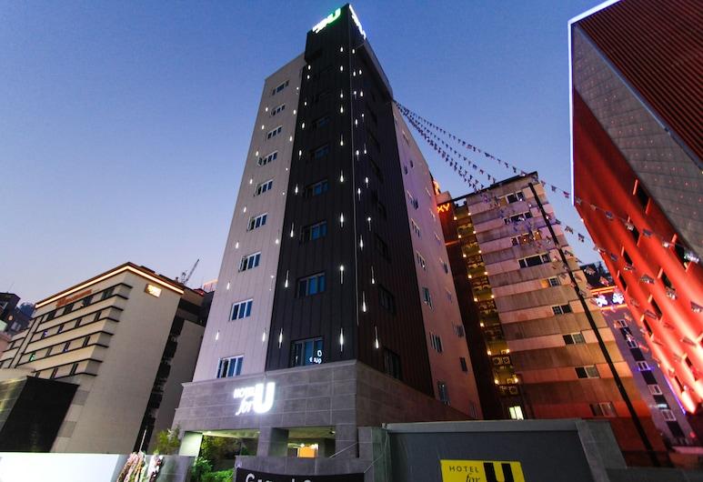 ForU Hotel, Busan, Kuchyňa v izbe
