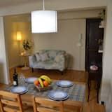 Standard Apartment, Multiple Beds, Refrigerator & Microwave - Living Area