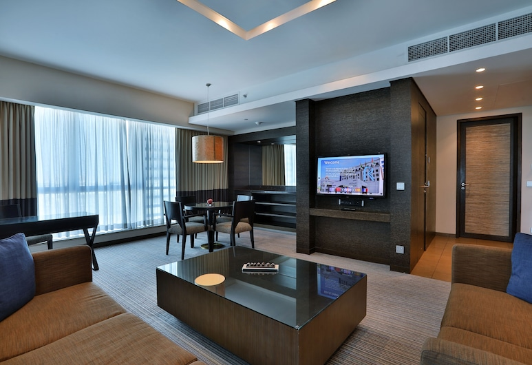 Hili Rayhaan by Rotana, アル アイン, スイート 2 ベッドルーム, 部屋からの眺望