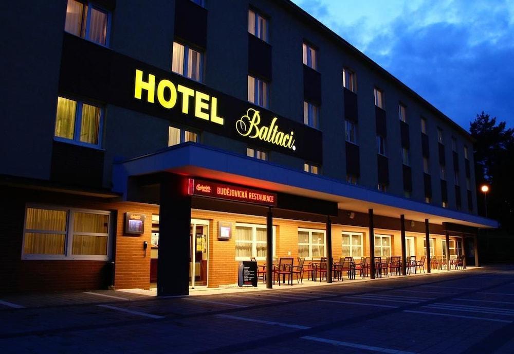 Hotel Baltaci U Náhonu, Zlin