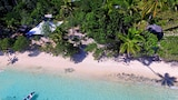 Hotel , Qamea Island