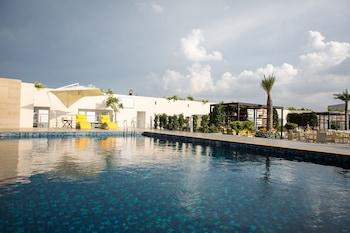 ภาพ Marigold by Greenpark ใน ไฮเดอราบาด